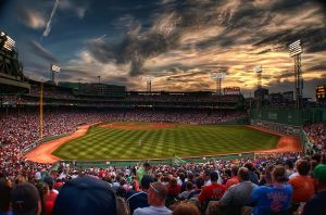 From http://commons.wikimedia.org/wiki/File:Fenway_Park_2009.jpg