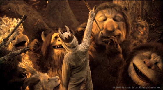 still from 'Where the Wild Things Are' (2009)