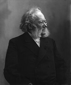 Henrik Ibsen (Courtesy of Wikipedia)