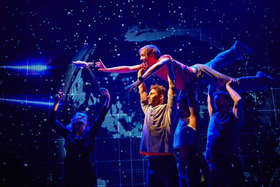 Theater-Curious Incident of the Dog